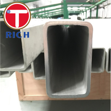 Cold-Formed Seamless Carbon Steel Special Shape Tubing