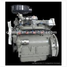 Moteur à gaz CNG avec 4 cylindres