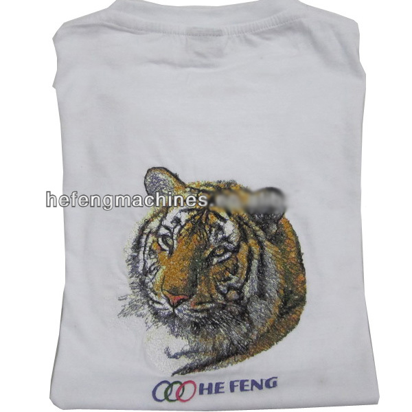 t-shirt embroidery machine