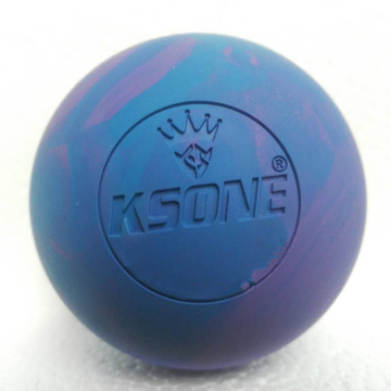 2018 Ny Design Natural Gummi Lacrosse Ball
