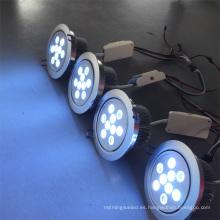 Dimmable 3W / 6W / 15W / 27W RGBW LED Downlight