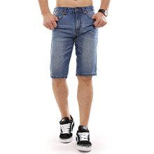 Calções Masculinos Algodão Clássico Plus Size Para Homens