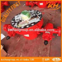API 6a Tube de boîtier Tête tête de puits Chine usine