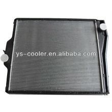 Heißer verkaufender Aluminiumplatten-Zwischenkühler-Wärmetauscher