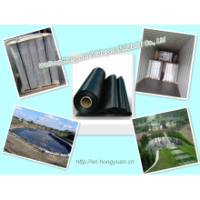 1.2mm EPDM Waterproof Membrane Material for Roofing & Pond Liner