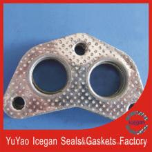 Direct Manufacturer Coussin d'air d'échappement / Les joints de tuyaux d'échappement de moto Pièces de moteur avec pièces d'automobile