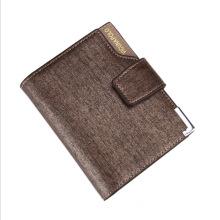 YYGB-0010,china  pu multi - card business  short style purse
