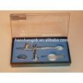 HS-210 Airbrush compressor kit portátil make up / decoração de bolo / unha tatuagens