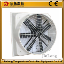 Ventilador de cono de fibra de vidrio Jinlong para aves de corral y casa verde (JL-1460)