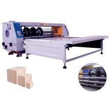 Emballage Carton Slotting Machine