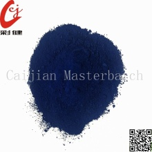 Pipe Blue Colour Powder