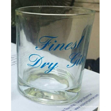 Стеклянный стаканчик для посуды Machine Press Kb-Hn03746