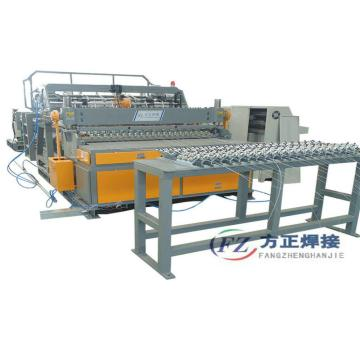 Mesh Galvanized Wire Mesh Machine