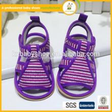 Sandálias por atacado de porcelana verão infante pé desgaste moda sandálias walker sapatos sandálias bebê 2015