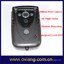 IP55 120 Degree WIFI Video Door Phone support 2 Way Intercom