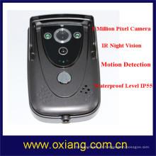 IP55 um intercomunicador video da maneira do apoio 2 do telefone da porta de WIFI de 120 graus