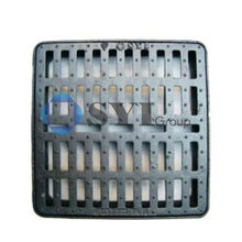 A15 B125 C250 D400 Ductile Iron Gully Grating Gully Grate With Frame