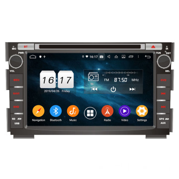 CEED 2006-2013 Autoradio-DVD-Player