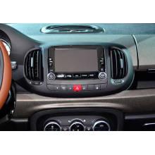 Reproductor de DVD del coche para el USB SD RDS iPod Bluetooth TV de la radio de la navegación de Fait 500L