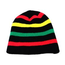 Novo estilo de malha bebê inverno chapéu