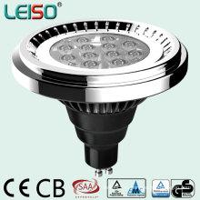 Высокий Люмен 12w Прожектор ar111 с конкурентоспособной ценой (s012 в любой-Лампа GU10)