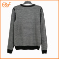Latest Fashion Pullover Fitted Police Sweater For Men