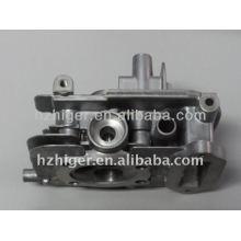 aluminum die casting of auto parts sand casting pump parts
