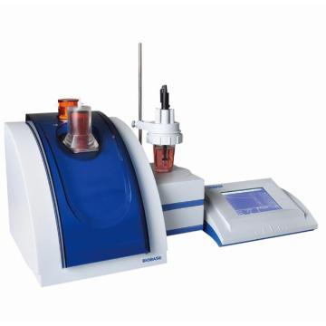 Автоматический потенциометрический титратор Biobase Bt-5
