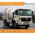 Marca de RHD FOTON caminhão de cimento a 10-12m 3 de mistura