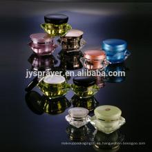 Tarro de calidad superior plástico barato del Pp de la venta caliente