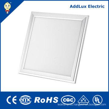 600X600 Cool White 18W SMD Panel de luz LED