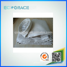 Steel factory applied Fiberglass filter sock of nonwoven fabric