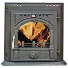Cheminée insérée, poêle à bois inséré (FIPD004)
