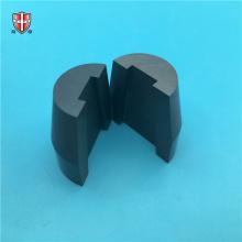 virola de tubo de cerámica de nitruro de silicio técnico a medida
