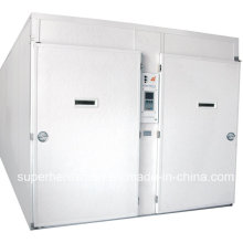 Multi -Stage Large Capacity Automatic Incubator
