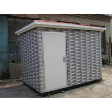 European Box-Type Power Transformer for Power Supply