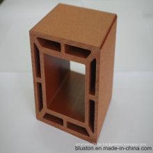 WPC Säule WPC Decking Holz Kunststoff Composite Decking