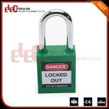 Elecpopular 2017 High Quality ISO Secruity Door Green Color 45Mm Padlocks