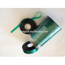 PVC / PE KRAWATTE TAPE Garten Kunststoff Pflanze Binding Tapes