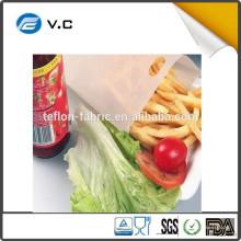 Fabriqué en Chine Teflon Toasty Bags 4pk FOOD SAFE reutiliser 300X Utiliser un grille-pain pour cuisiner vos collations