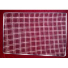 Stainless Grilled Fish Net (TS-E78)
