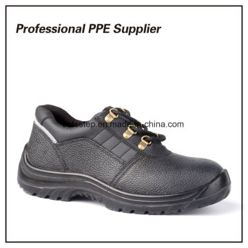 Ce Standard Buffalo Leather Safety Shoes