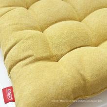 Tecido de poliéster camurça 75 * 180 D para capa de sofá e almofada