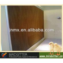 Système de refroidissement par air de ferme de volaille de qualité supérieure pour le gril