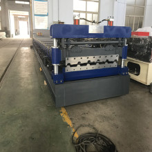 Ibr roof steel roof roll forming machine