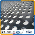 Various kinds of hole patterns aluminium perforated panels, perforated ceiling plate
