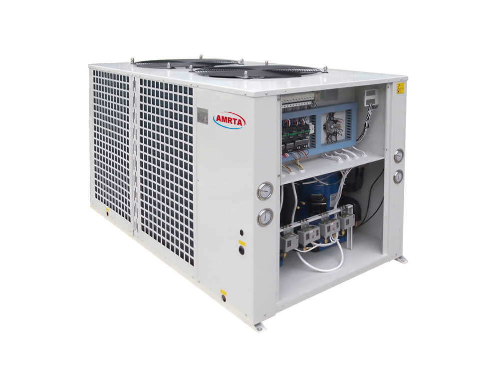 Small Heat Pump Water Chiller and Heat Pump