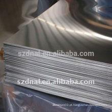 DC Grade 8011H14 Folha de alumínio laminada a quente
