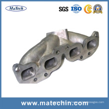 Hersteller Kundenspezifische Turbo Auspuff Verteiler Eisen Guss