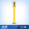 Outdoor Emergency Telephone Vandal Resistant Intercom Railway VoIP Phone